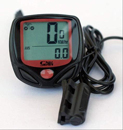 Tabla de códigos de Bicicleta, Bicicleta de montaña, velocímetro, odómetro, Accesorios para Montar
