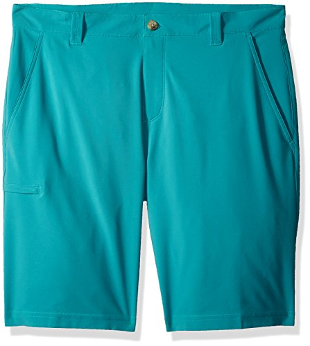 Columbia Sportswear Grander Marlin II Offshore - Pantalones Cortos, Hombre, Color Miami, tamaño 34W x 10L