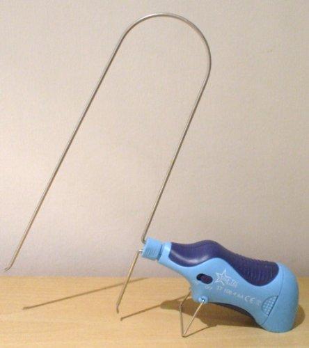 Antex W4500 - Cortador de espuma de poliestireno caliente, color azul
