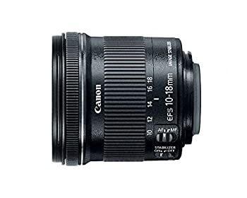 Canon EF-S 10-18mm f/4.5-5.6 IS STM Lens  Cerified Renewed
