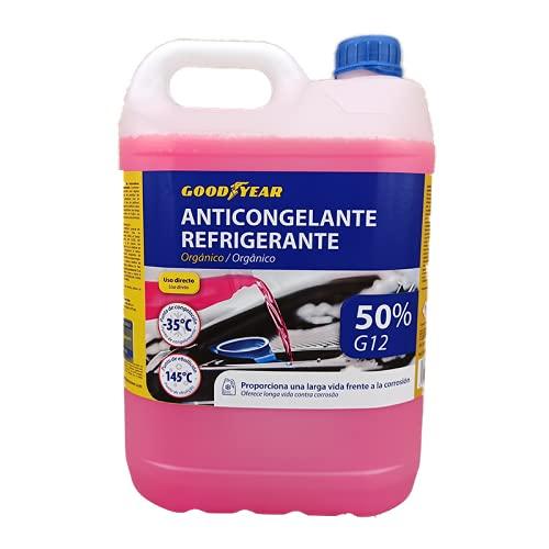 Mundocoche Anticongelante Goodyear 50% G-12 5L