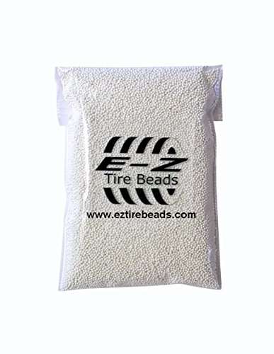 E-Z Tire Beads - Ceramic Balancing 1 Bag of 10 oz (Ten) Truck/Motorhome/4x4/Trailer/Motorcycle