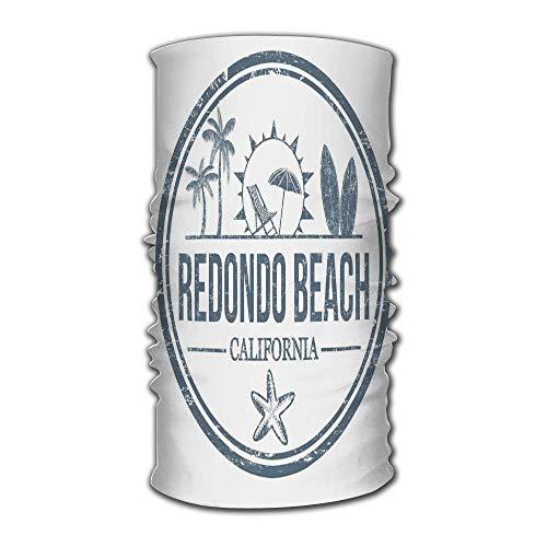 Quintion Robeson Diadema Bandanas Náutica Logotipo Retro Etiqueta Diario Bufanda mágica Cuello Polaina Pasamontañas Casco Forro Cara a Caballo