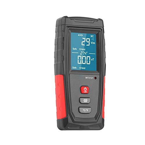 Elektromagnetischer Strahlungsdetektor, elektrisches Feld und Magnetfeldmessung, Strahlungsdetektor für Haushaltsgeräte, Mobiltelefongeräte