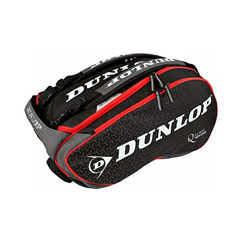Dunlop Elite Rojo, Adultos Unisex, Multicolor, Talla Unica