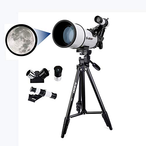 SVBONY SV501 Teleskop, Vollbeschichtetes Glas Optisch ...