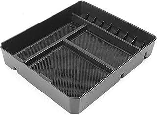 Iycorish 2010-2019 Car Interior Non-Slip Stowing Tidying Box for Land Cruiser Prado 150 FJ150 FJ120 120 Accessories