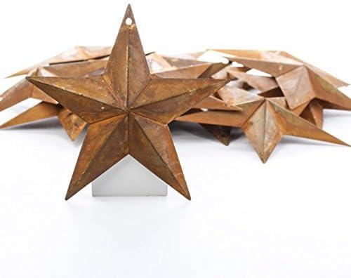 一包 20 颗锈蚀锡星星