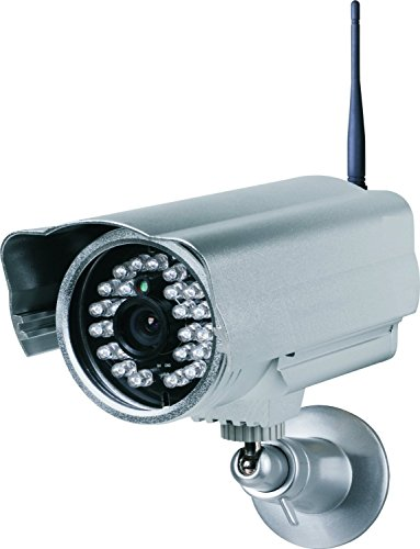 Smartwares C903IP.2 IP-Kamera – Für Außenbereiche geeignet – Nachtsichtfunktion – Bewegungserkennung