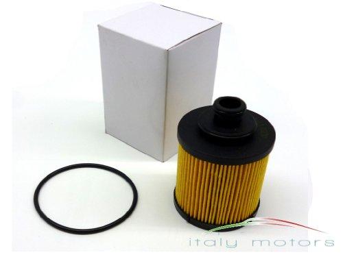 Opel Agila/Corsa C + D oliefilter - 55197218 93186856 5650367