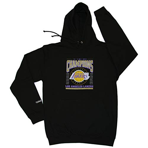 M&N NBA Champion LA Lakers - Sudadera con capucha La Lakers Black L