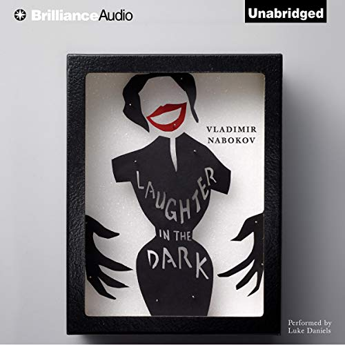 Laughter in the Dark audiobook cover art