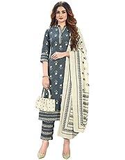 طقم بنطلون كورتي بالازو باكستاني هندي 100٪ قطن للنساء 700