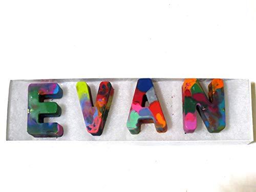 Name Crayons, Rainbow Crayons