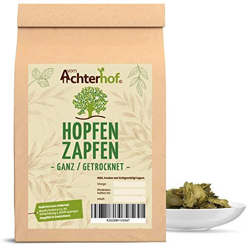 100g Hopfenzapfen ganz - Hopfen-Blüten - Natürlich vom Achterhof