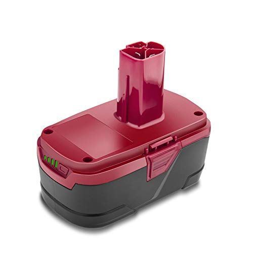 ASUNCELL Ersatzbatterie für Handwerker C3 19,2 Volt Elektrowerkzeuge CRS1000 11375 11376 10126 11541 11543 11570 11576 11578 11580 11586 17338 17339 130279005 130279003 315.114480