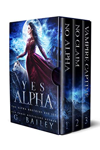 Yes Alpha: The Alpha Brothers Box Set (English Edition)
