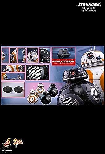 Hot Toys MMS442 - Star Wars   The Last Jedi BB-8 & BB-9E
