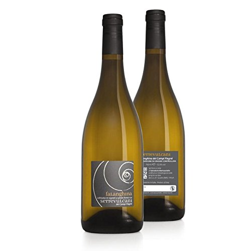 Wein SETTEVULCANI - Falanghina dei Campi Flegrei doc - Karton 6 Stück
