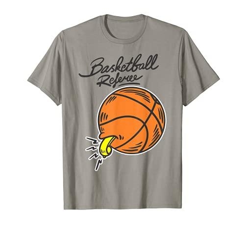 Camiseta árbitro de baloncesto - Camiseta divertida y única - HowExpert Camiseta