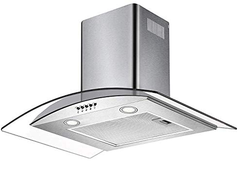 CIARRA CBC6S506 Wall Mount Cooker Hood 60cm 550 m³/h Grease...