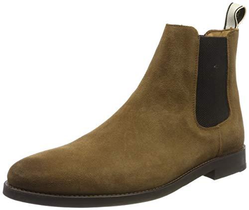 GANT Footwear Herren MAX Chelsea Boots, Braun (Tobacco Brown G42), 40 EU