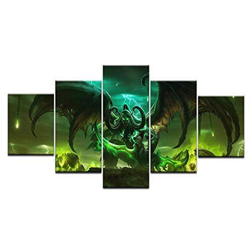 120Tdfc Legión De Wow Legion Box Cover Fram Gallery