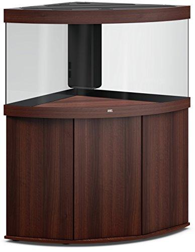 Juwel Aquarium 15751 Trigon 350 LED, mit Unterschrank SBX, dunkles holz