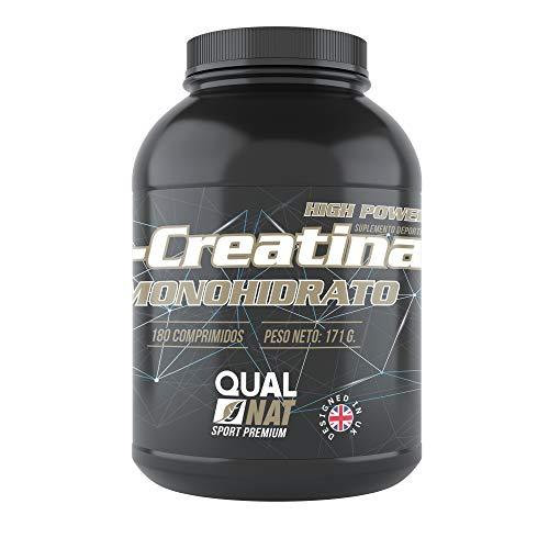 creatina | aumenta la forza e la massa muscolare | supplemento sportivo | migliora la resistenza e il ritorno sportivo | 180 compresse