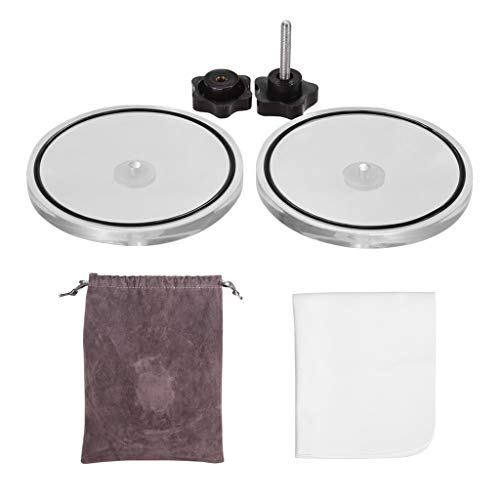 Vinyl-Schallplattenreiniger Klemme Etikettenschoner Schutz Wasserdicht Acryl Reinigung Werkzeug Utility zu verwenden