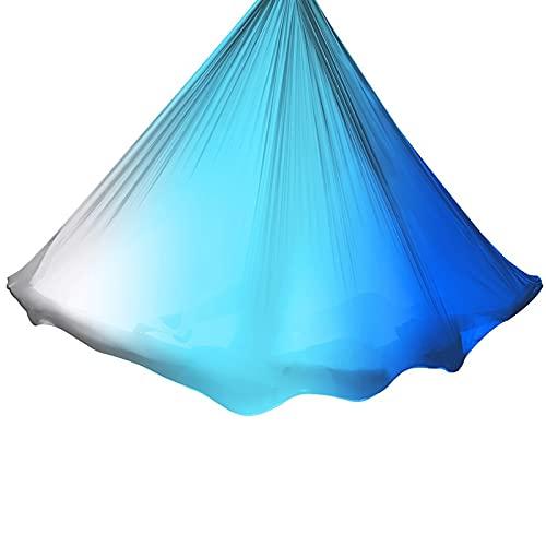 Linyuex 100% Nylon 4 * 2.8M Yoga Hamaca Anti Gravedad Yoga Swing Aérea Inversión Fitness Bodybuilding Yoga Accesorios (Color : Style G)
