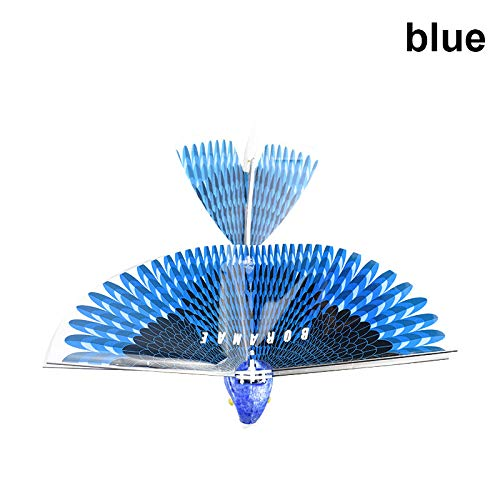 Ambility Fernbedienung Spielzeug RC Flying Bird Flugzeug Flattern Wing Flight Modell 2.4 GHz Drohne Kinder Geschenke