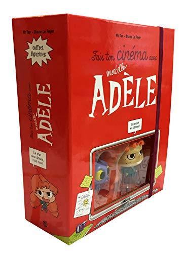 Fais Ton Cinema avec mortelle Adele Figurines