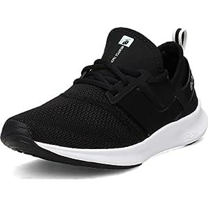 New Balance Women's FuelCore Nergize Sport V1 Sneaker, Black/White, 9.5 M US