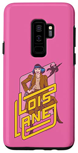 Galaxy S9+ Superman Lois Lane Case