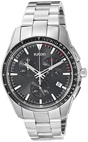 Reloj Rado HyperChrome de hombre en acero y cerámica, con cronógrafo R32259153.