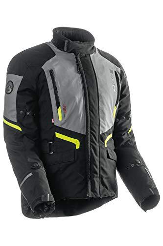 Dane RAGNAR GORE-TEX Motorradjacke Farbe schwarz/grau, Größe 106
