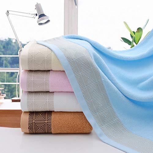 VIOYO TOWEL 5 stuks Katoen Oversized Grote Strandhanddoek Zwembad Handdoek Easy Care Maximale zachtheid Absorbency 70cmx140cm badhanddoek badjas-400g