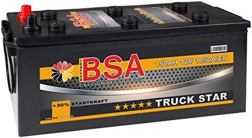 Lkw Batterie 170ah 12v 1100a Starterbatterie Ersetzt Elektronik