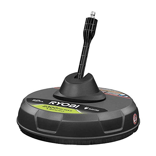 RYOBI 12 in. 2,300 PSI Electric Pressure Washers Surface Cleaner