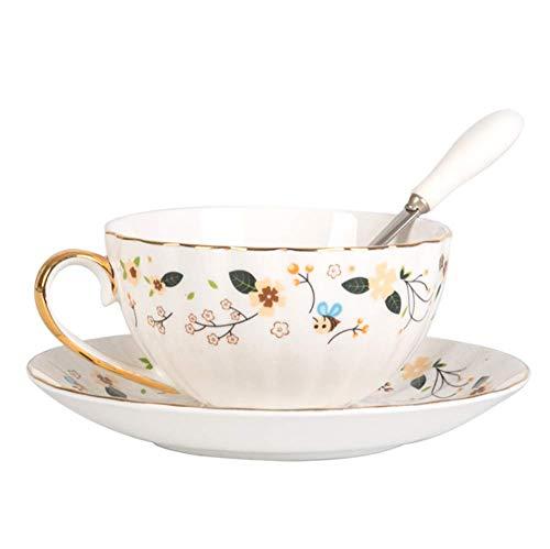 Tea Coffee Cup with Saucer