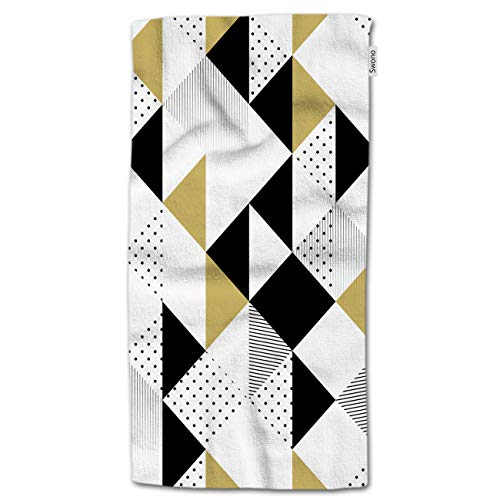 Top 10 Best Selling List for black and gold kitchen towels