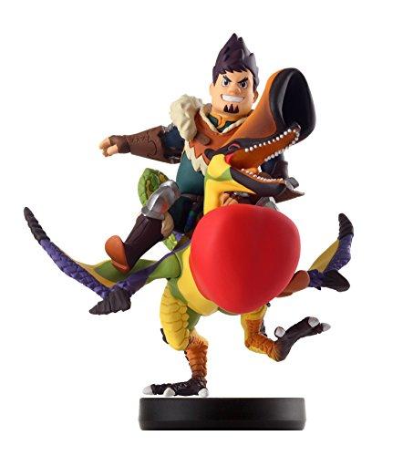 Monster Hunter Stories Capcom Amiibo Qurupeco & Dan Importación Japonesa