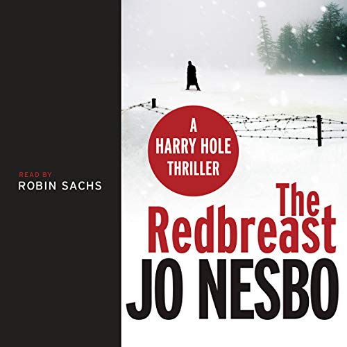 The Redbreast: A Harry Hole Novel cover art
