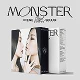 RED VELVET - IRENE & SEULGI 1st Mini Album - MONSTER [ MIDDLE NOTE ver. ] CD /72p Photobook / 16p Lyrics Book / Folded Poster / Guarantee Card /Postcard / FOLDED POSTER /GIFT(photo card + mask)