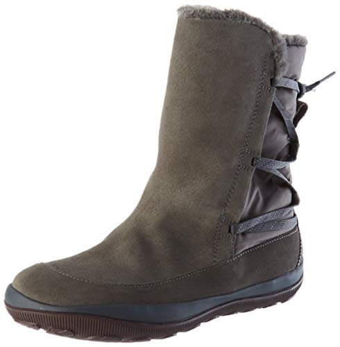 Camper Womens Peu Pista GM Ankle Boot, Medium Gray, 39 EU
