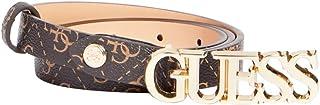 Guess Cinturón alisa H20 logo 4G BW7537VIN20 brown (M(95 cm))
