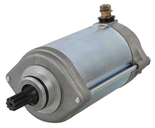 Rareelectrical NEW STARTER COMPATIBLE WITH SUZUKI MOTORCYCLE GSX1300R K1,K2 HAYABUSA 2001-2003 GSX1300R X,Y GSX1300R X,Y 1298CC 1999-2000 31100-24F00 31100-24F01 228000-8480 3110024F00 3110024F01