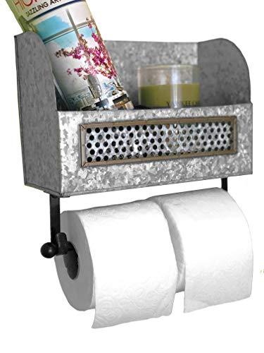 Top 10 best selling list for primitive toilet paper holder magazine rack