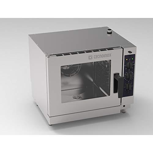 Four Mixte à Injection Directe 10 Niveaux GN 1/1-400V - Tecnoinox